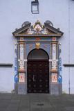 Tür zum Kurfürstlichen Palais in Trier - 246778321