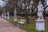Im Schlosspark in Trier - 246778380