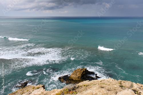 portugal, côte atlantique,Monte clerigo © stephane