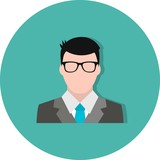 Vector Banker Icon - 246785171