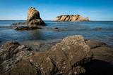 Fototapeta Fototapety z morzem - Rochers dans l'océan © f_chapolard