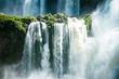 The Amazing waterfalls of Iguazu in Brazil - 246820533