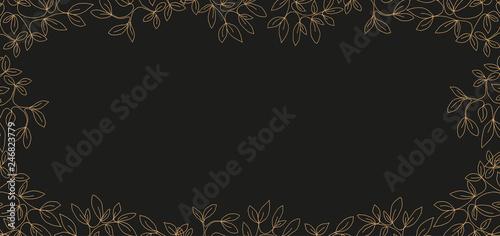 Ramka z listkami © ZYTA.eM