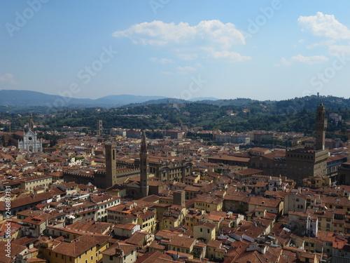 Florence skyline - 246887131