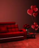 Romantic Studio Background - 246933395