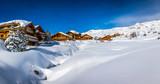 Chalets de montagne