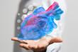 Leinwanddruck Bild - medicine