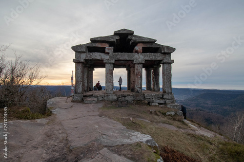 Temple - Ruine