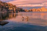 Scenic Watson lake Landscape Prescott Arizona