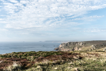Lands End, Cornwall in the summer  © Life in Pixels