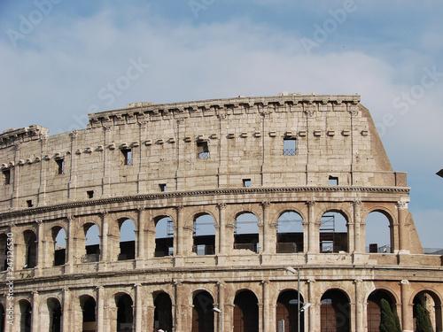 Colosseum - Rome, Italy.