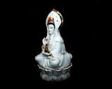 Avalokiteshvara (Bodhisattva & Buddhist Deity) - Padmapani (Lotus Holder) statue