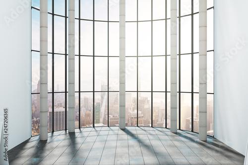 Leinwandbild Motiv Empty office interior