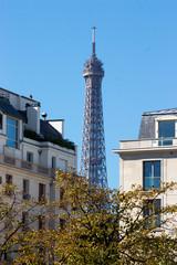 Toits parisiens © Fpergoud