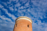 Romanesque castle tower in Lublin, Poland - 247239512