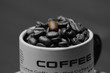 Le grain de café - 247310127