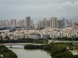 Modern City river