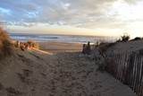 Accès de plage