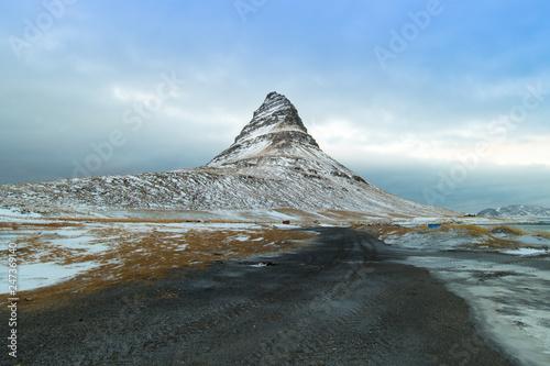 Kirkjufell Mountain Iceland