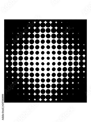 muster schatten quadrat comic cartoon raster linie strich reihe kunst punkte design verlauf dots schraffur fläche cool übergang - 247380999