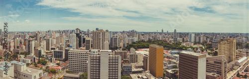 Panoramica Curitiba Ensolarada 3 - 247406756