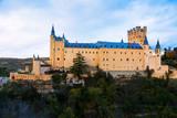 November view of   Alcazar of Segovia - 247416338