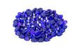 Quadro Colorful Ruby on background - luxury gemstone