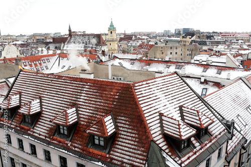 Bratislava, Slovakia, old city - 247452975