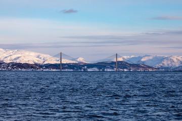 Helgeland bridge © GunnarE