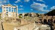 Rome Italy ruins