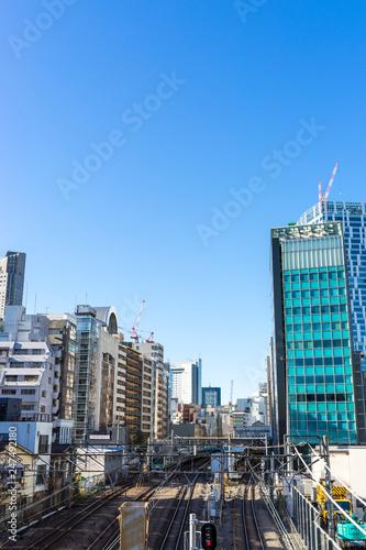 新しい街の風景