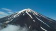 Leinwandbild Motiv Monte Fuji