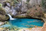 Blue Eye Theth, Albanian Alps, Natural Spring