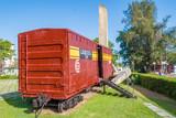 Santa Clara, Villa Clara, Cuba: Derailment of the Armoured Train National Monument