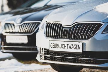 Gebrauchtwagen, Gebrauchtfahrzeug