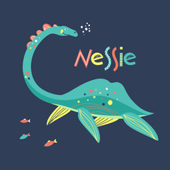 nessie copy © Oleg and Polly