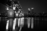 Hang gang river at night