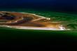 Leinwanddruck Bild - Prerow, Darsser Ort, Nationalpark Vorpommersche Boddenlandschaft, Landzunge, Detail, Struktur, Mecklenburg-Vorpommern, Deutschland, Luftaufnahme