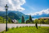 Fototapeta Fototapety z naturą - Wolfgang see, Tirol , Austria © Miroslava Arnaudova