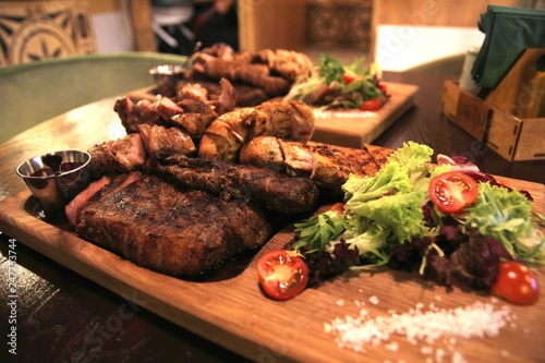 grilled meat - 247753744