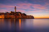 Rovinj is a city in Croatia situated on the north Adriatic Sea Located on the western coast of the Istrian peninsula,