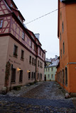 the ancient beauty of the city of Rothenburg ob der Tauber is fascinating
