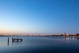 Melbourne Summer Sunset - 247799751