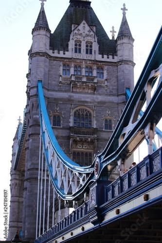 fototapeta na ścianę Tower Bridge - London - England