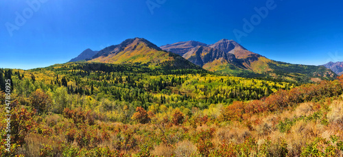 Utaa Mountains by Skip Weeks