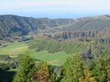 Fototapeta Natura - Blick vom Vista do Rei © Marion