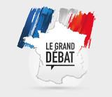 le grand débat - 247928320