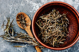 Rosemary spice herb - 247948560