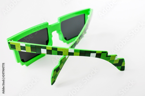 Glasses minecraft