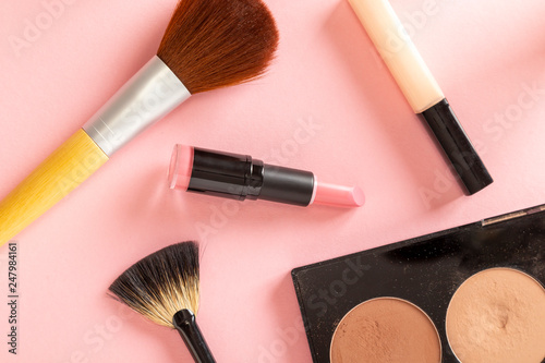 Make up and beauty products - 247984161